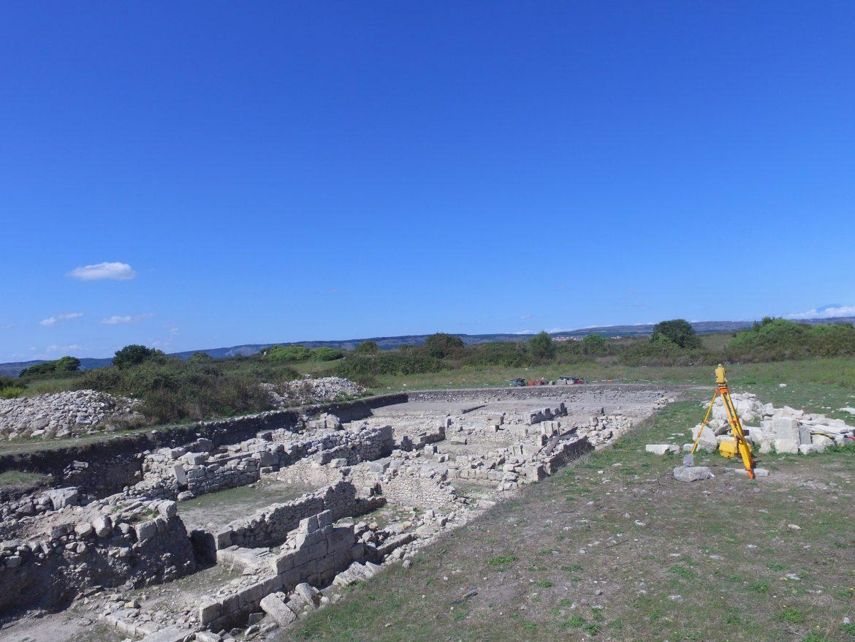 Palazzolo Acreide, Gli scavi nell'area archeologica di Akrai