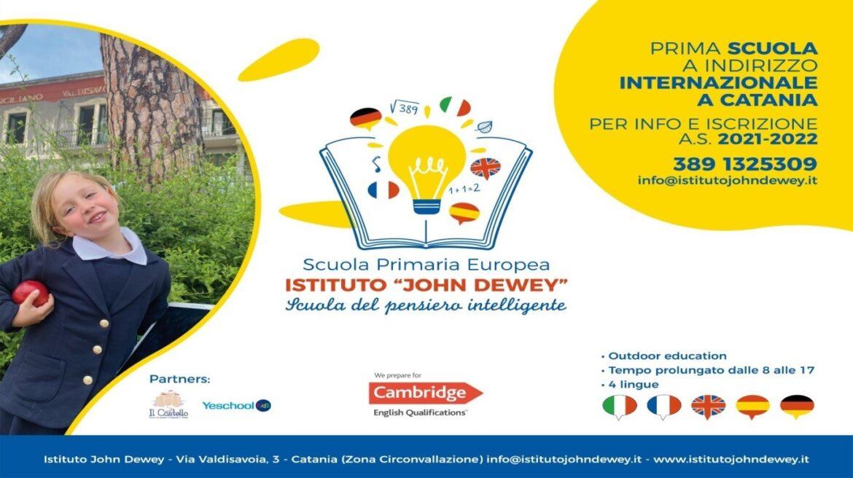 Scuola primaria europea a Catania