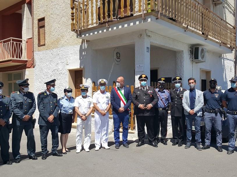 Aperto il Posto Fisso estivo dei Carabinieri ad Agnone Bagni