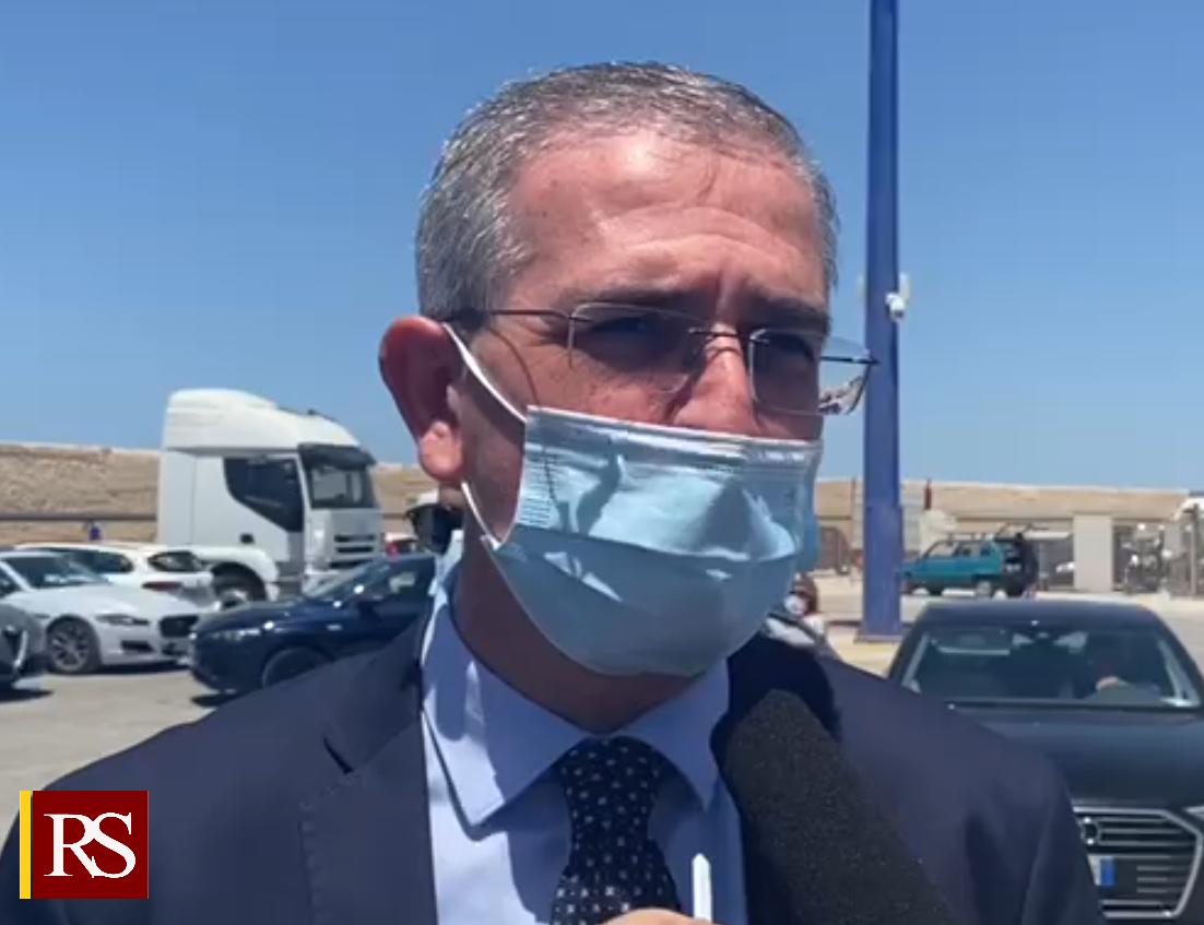 Trasporti, Falcone: «A breve nuovi bus green e risorse alle aziende»