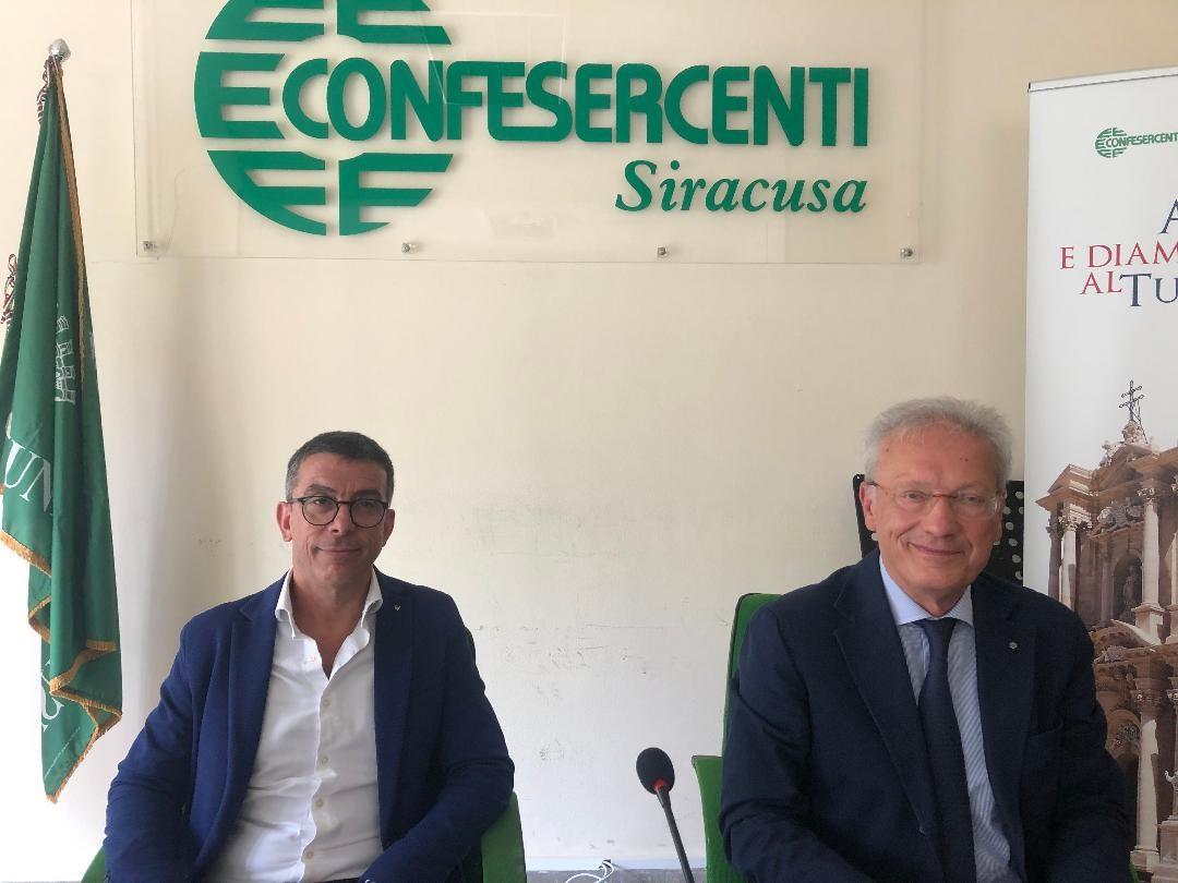 Siracusa, Giuseppe Vasques rieletto presidente provinciale di Confesercenti