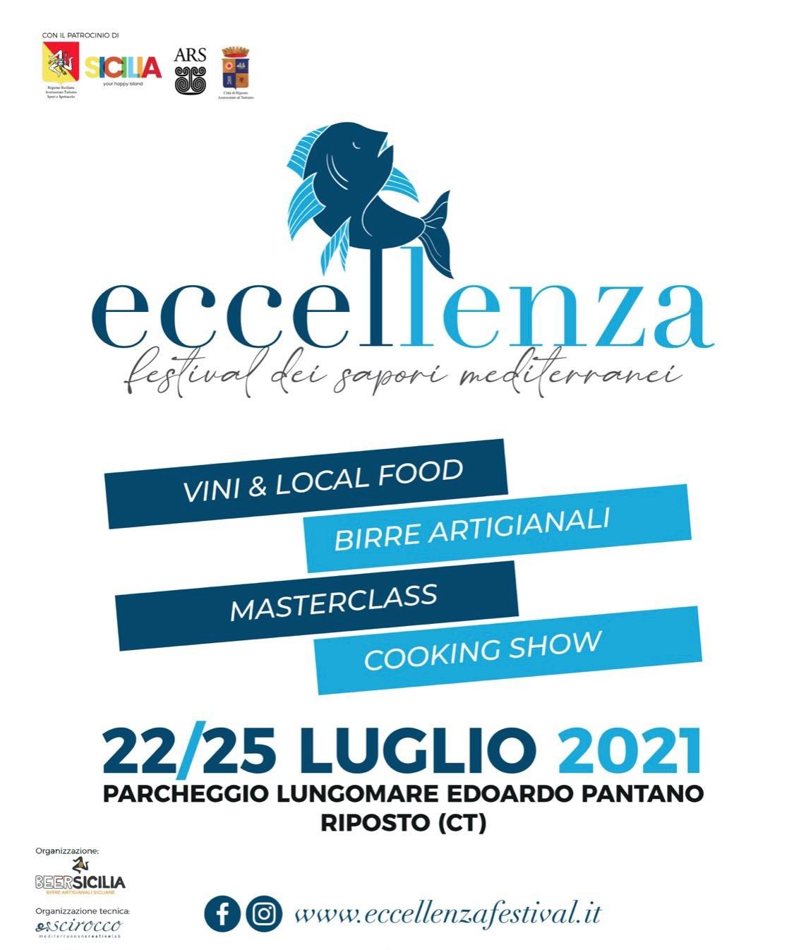 Domani si apre 'Eccellenza – Festival dei sapori mediterranei'. Protagonisti della prima giornata il cavolo trunzo di Aci e la Cantina Murgo.