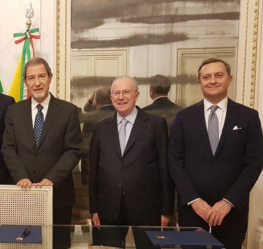 Statuto siciliano, Giuffrè presidente della Commissione paritetica