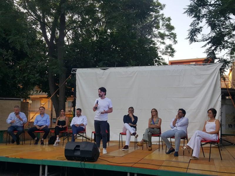 Progetti realizzati e da realizzare: il sindaco Saverio Bosco presenta ufficialmente la candidatura