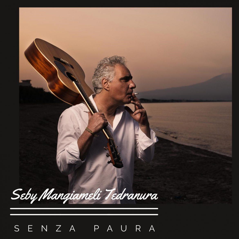 """Seby Mangiameli, il cantautore siciliano di origine carlentinesi presenterà """"Senza Paura"""", ultimo lavoro discografico, il 9 luglio  a Roma"""