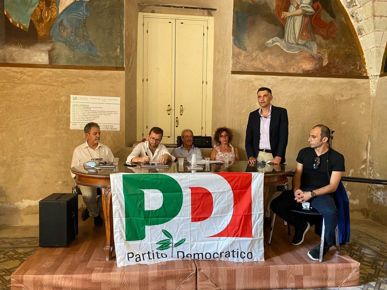 """Sicilia. PD, Provenzano e Barbagallo a Noto: """"pieno sostegno a candidato sindaco Aldo Tiralongo"""""""