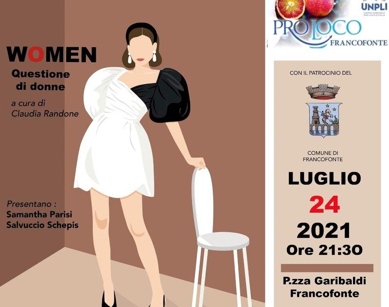 """""""Women, questione di donne"""": il 24 luglio appuntamento con la moda in piazza Garibaldi"""