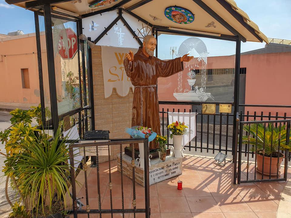 Solarino: Oggi e domani i festeggiamenti di San Pio, 11esima edizione in piazza Aldo Moro