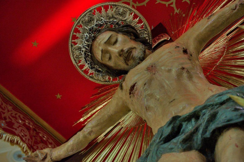 Floridia: Da oggi a domenica le Celebrazioni del SS Crocifisso. Il settecentesco Simulacro in Chiesa Madre