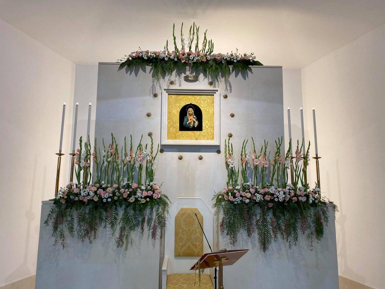 Solarino: Festeggiamenti in onore della Madonna delle Lacrime. Alle ore 19 il Solenne Pontificale con Mons. Salvatore Pappalardo