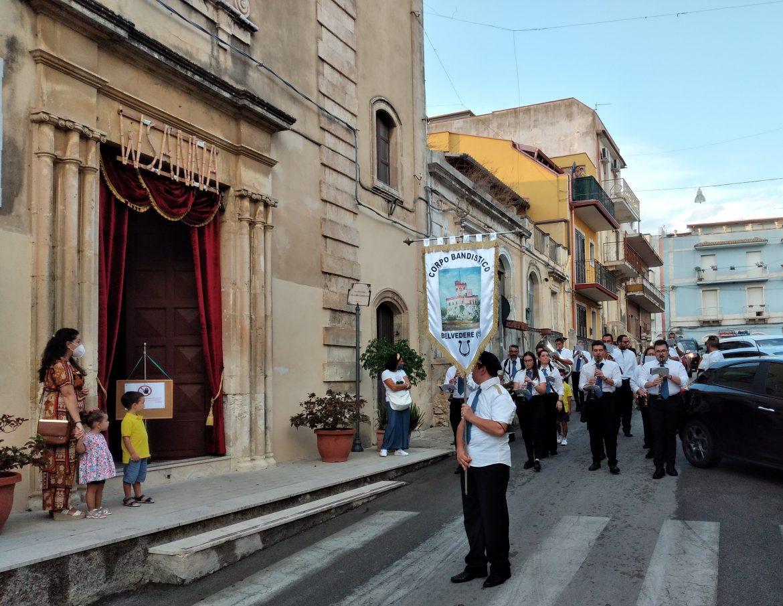 Belvedere: Ieri Pontificale, Banda Musicale e Fuochi d'Artificio per Sant'Anna. La festa si conclude mercoledì