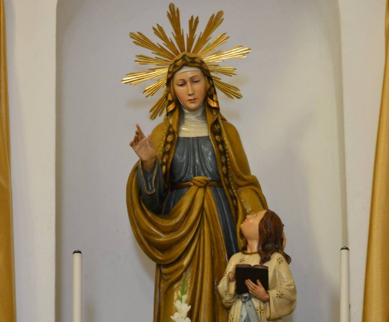 Belvedere: Inizia la festa della Patrona Sant'Anna. Domani mattina il Solenne Pontificale con l'Arcivescovo Francesco Lomanto