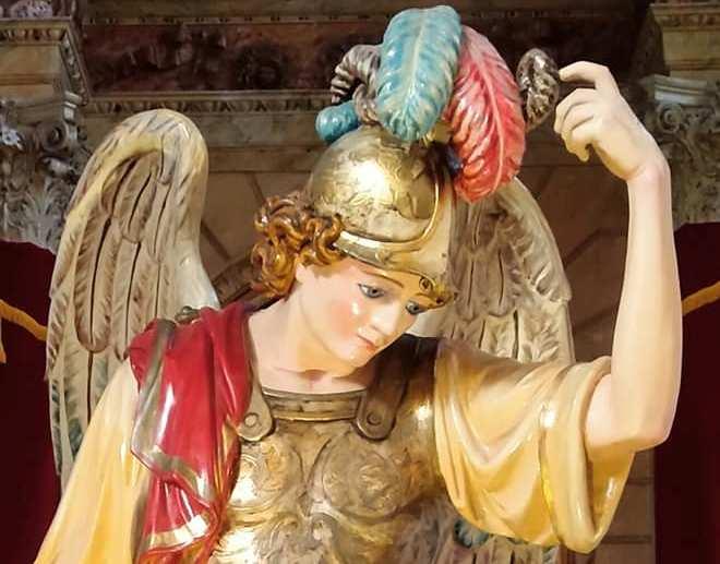 Canicattini Bagni – Festa di San Michele Arcangelo: Oggi Pontificale, spettacolo di tamburi e sbandieratori, fuochi d'artificio