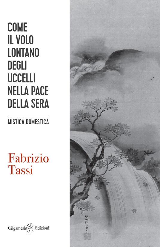 """Fabrizio Tassi, """"Come il volo lontano degli  uccelli nella pace della sera"""": Una passeggiata a piedi nudi sul verde prato dell'anima"""