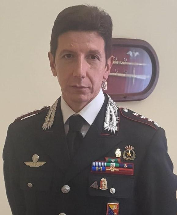 Siracusa, si è insediato il nuovo comandante provinciale del Carabinieri, colonnello Gabriele Barecchia