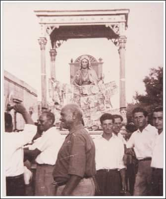 Belvedere – La festa di Sant'Anna di un tempo: Le venture feste della Patrona restituiscano alla Comunità quel clima di gioia di cui tanto ha bisogno!