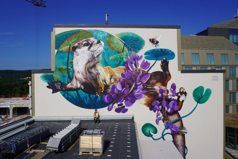 Lentini, HollAndMe – Dutch Street Art In SixItalianCities La presentazione della terza tappa del progetto dell'Ambasciata e  del Consolato Generale dei Paesi Bassi in Italia e INWARD si è tenuta al Lago del Biviere