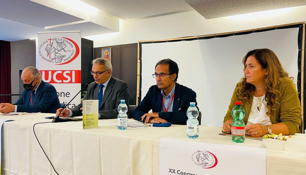 Roma, il giornalista Salvatore Di Salvo è stato nominato Segretario Nazionale Ucsi