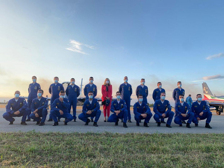 60° Anniversario della Pattuglia Acrobatica Nazionale, Sottosegretario Pucciarelli: orgoglio italiano nel mondo