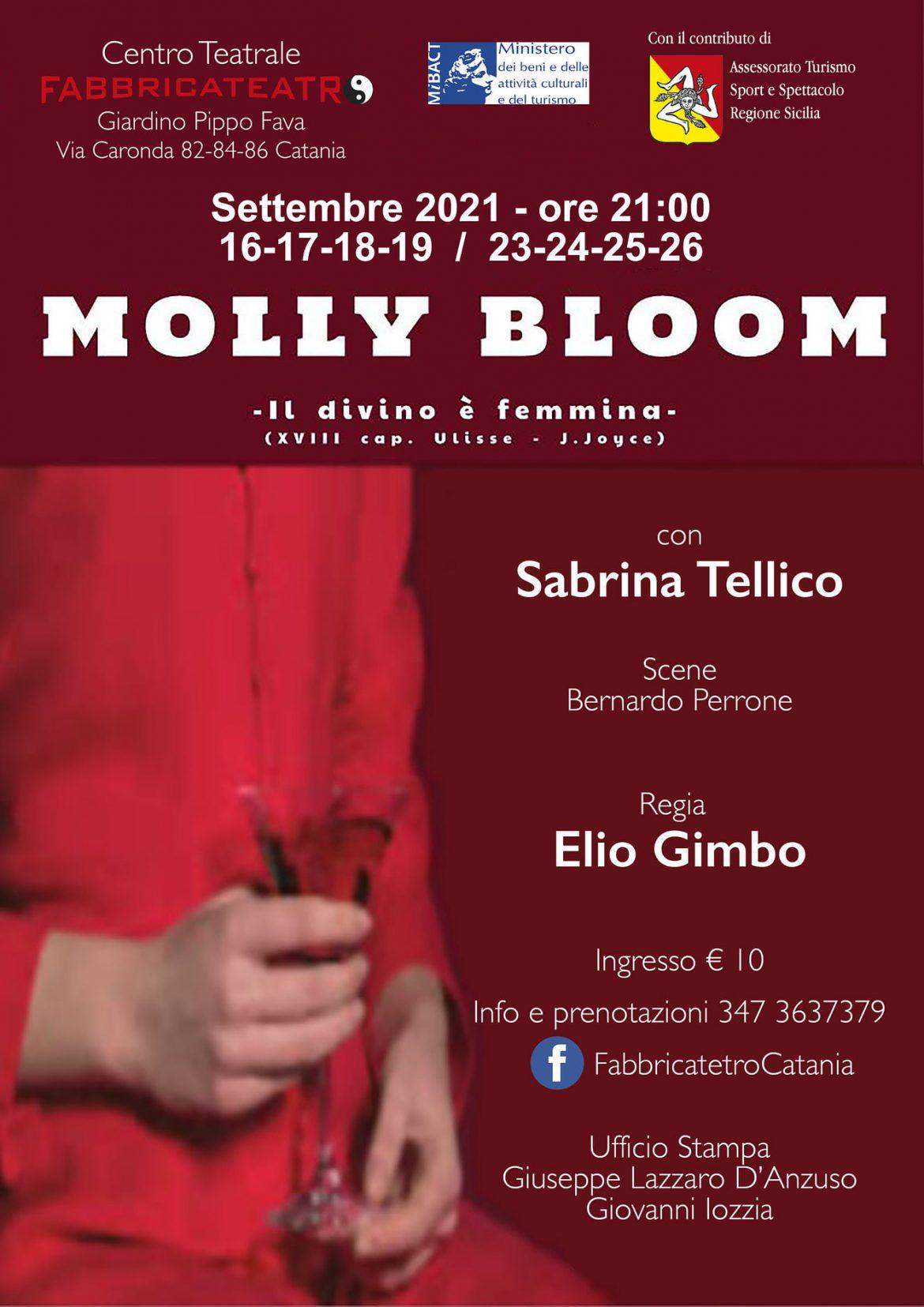 "Catania, Green spass: ""Molly Bloom"" dopo ""Entro i limiti della media europea"""