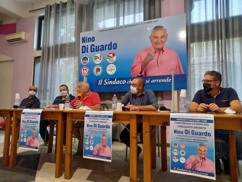 """Amministrative 2021. Di Guardo, candidato a Misterbianco: """"Riparto dopo scioglimento ingiusto"""""""