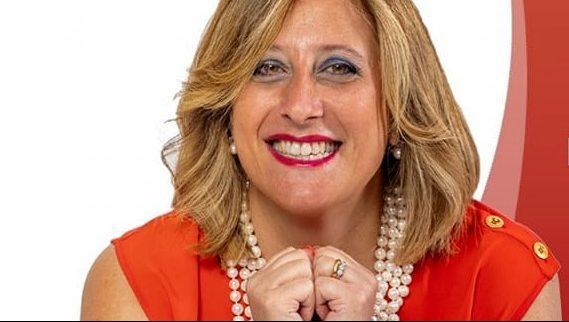 """Amministrative comunali, Laura Vacirca, ieri sera, ha depositato la candidatura e la lista """"Insieme per Lentini""""."""