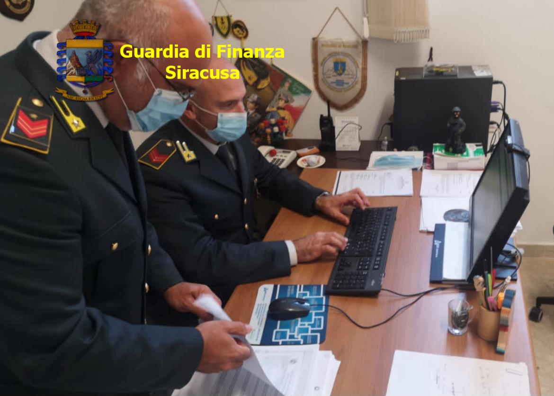 Siracusa, la Guardia di Finanza sequestra beni per un milione di euro a rappresentante legale di una società nel trasporto merci