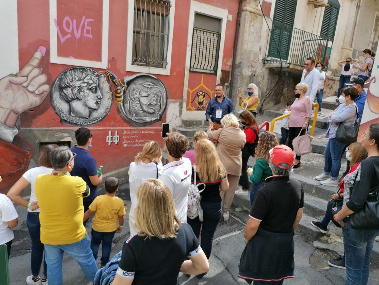 Lentini, boom di visite la prima domenica di ottobre