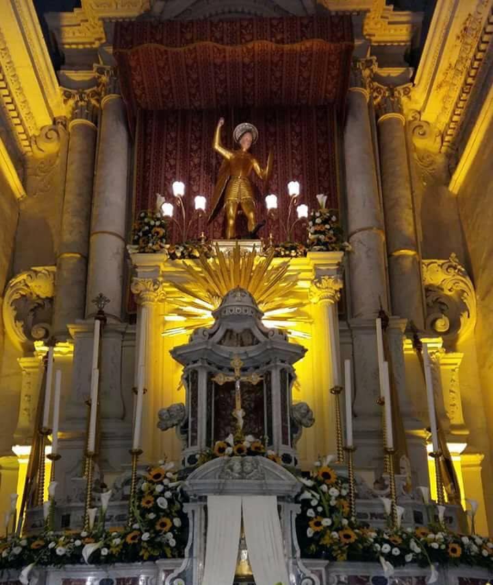 Palazzolo Acreide – Ottava di San Michele: Sante Messe e conclusione dei festeggiamenti