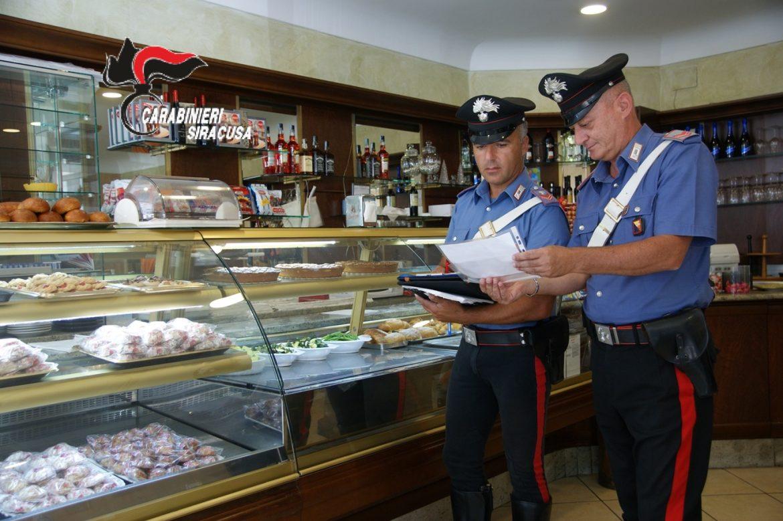 Canicattini Bagni, un uomo trasportava tra gelati e granite marijuana: denunciato dai carabinieri