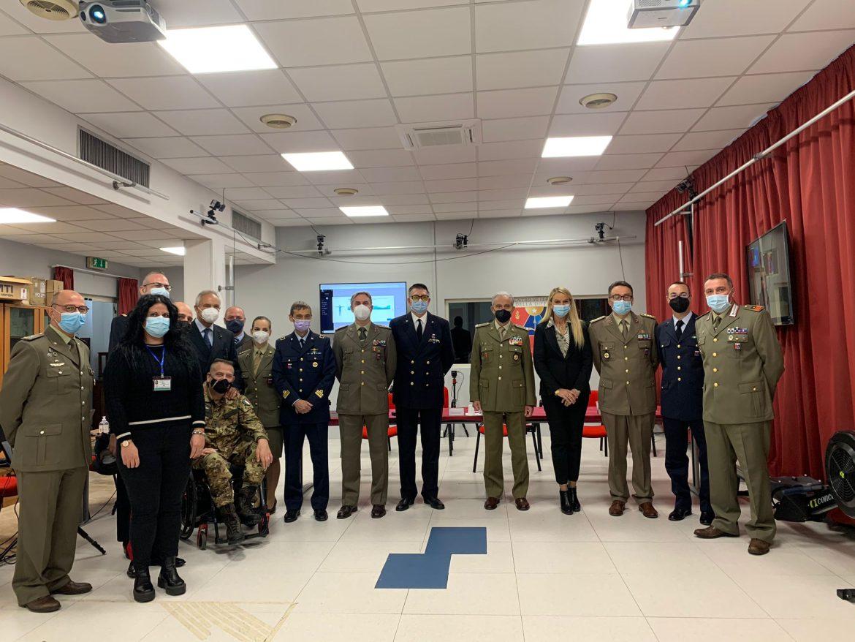 Centro Veterani Difesa, Pucciarelli: modello di professionalità, innovazione e competenza.