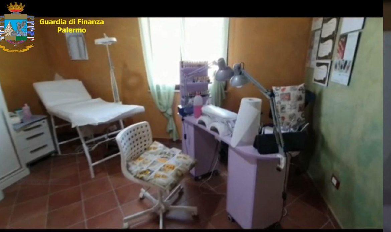 Bagheria, la Guardia di Finanza di Palermo denuncia la titolare di un centro estetico abusivo